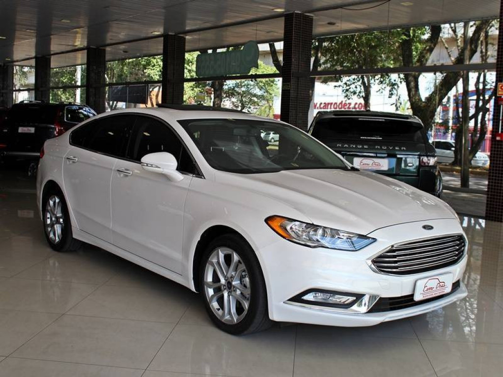 FORD FUSION SEL 2.0 ECOBOOST 4P GASOLINA AUT