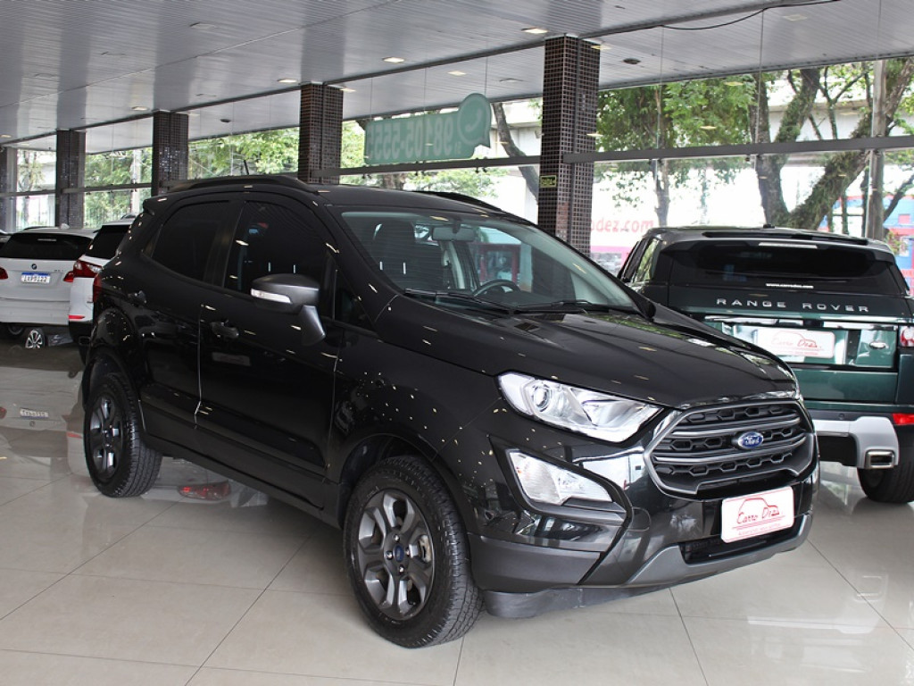 FORD ECOSPORT 1.5 FREESTYLE FLEX MEC