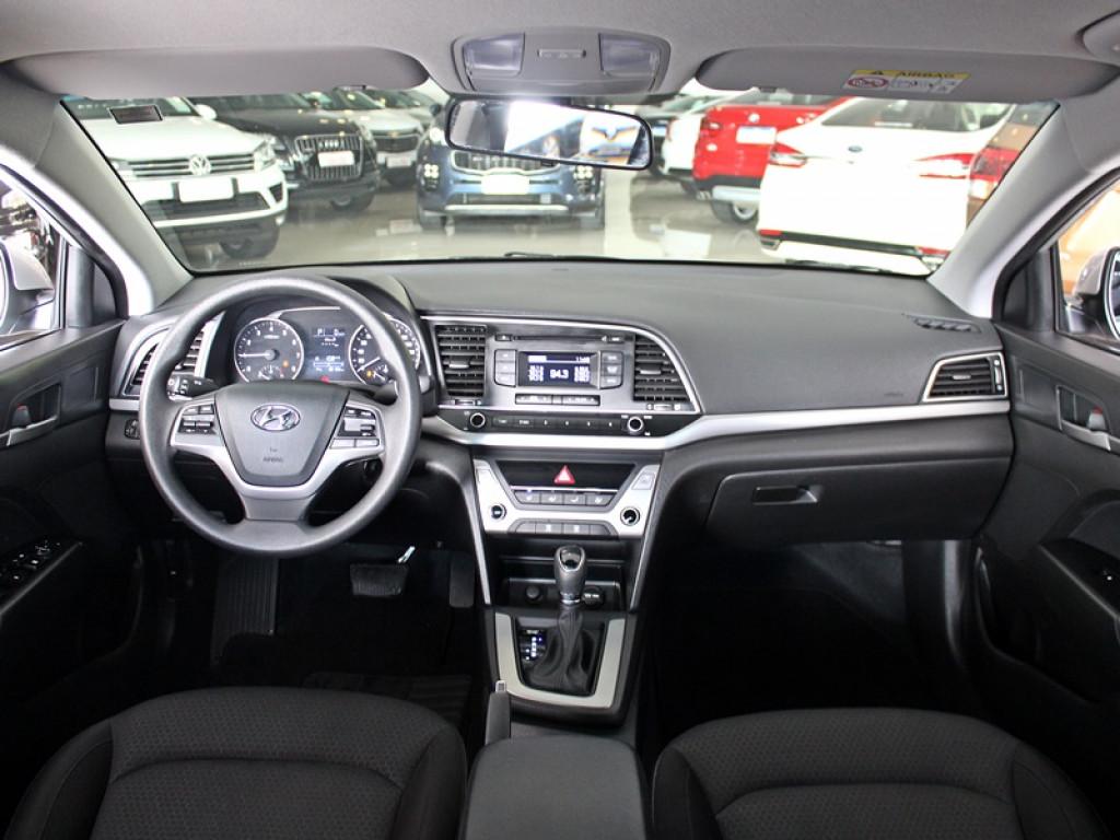 Imagem do veículo HYUNDAI ELANTRA 2.0 4P FLEX AUTOMÁTICO