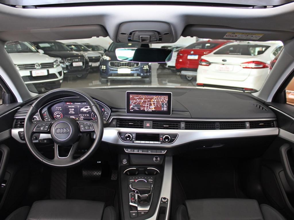 Imagem do veículo AUDI A4 2.0 TFSI LAUNCH EDITION 4P GASOLINA AUT