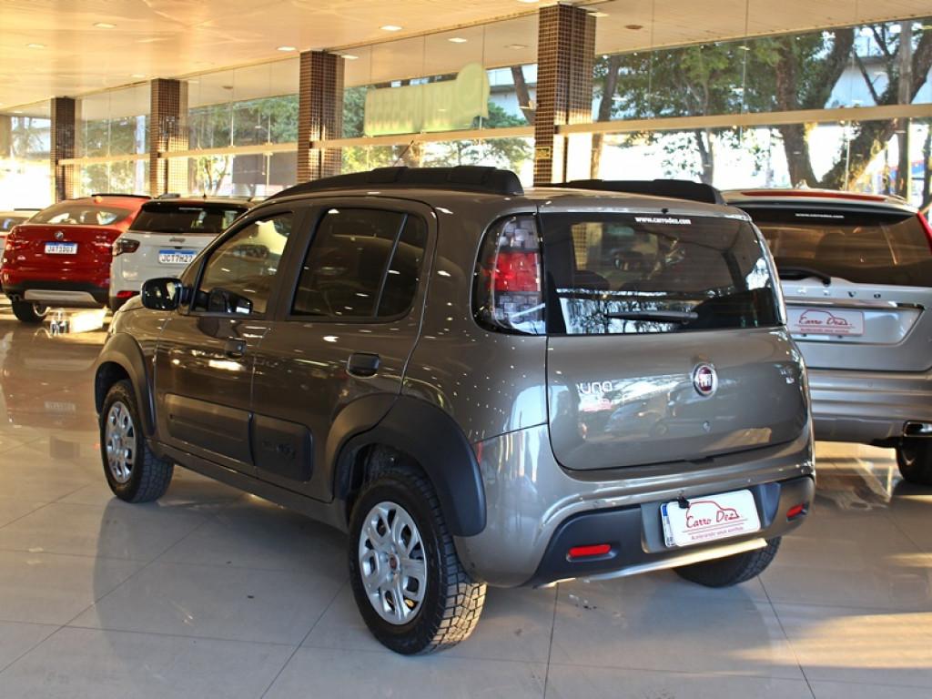 Imagem do veículo FIAT UNO 1.3 WAY 4P FLEX AUT