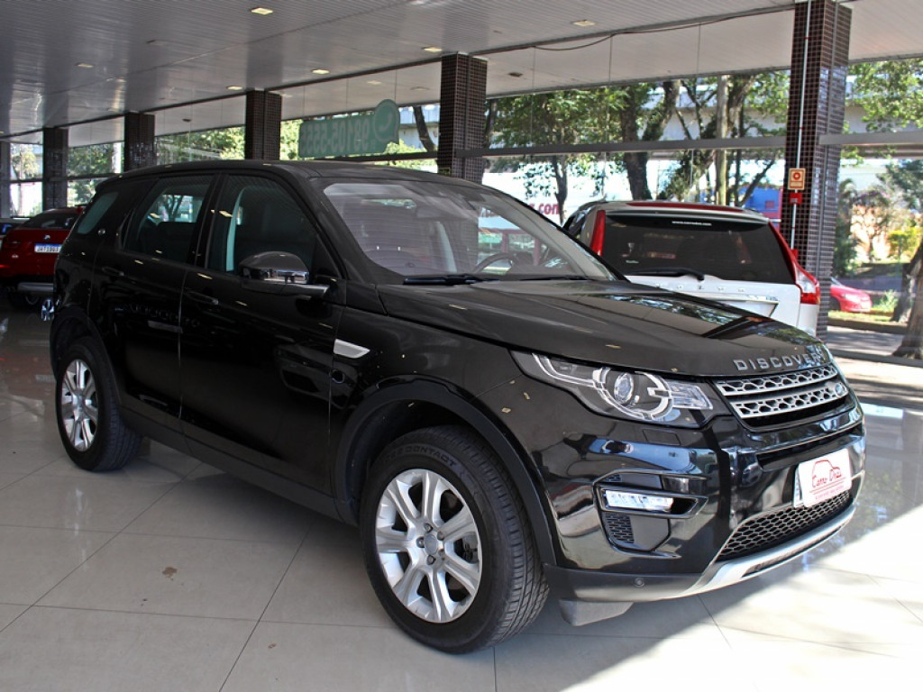 LAND ROVER DISCOVERY SPORT 2.0 TD4 HSE 4P DIESEL AUT