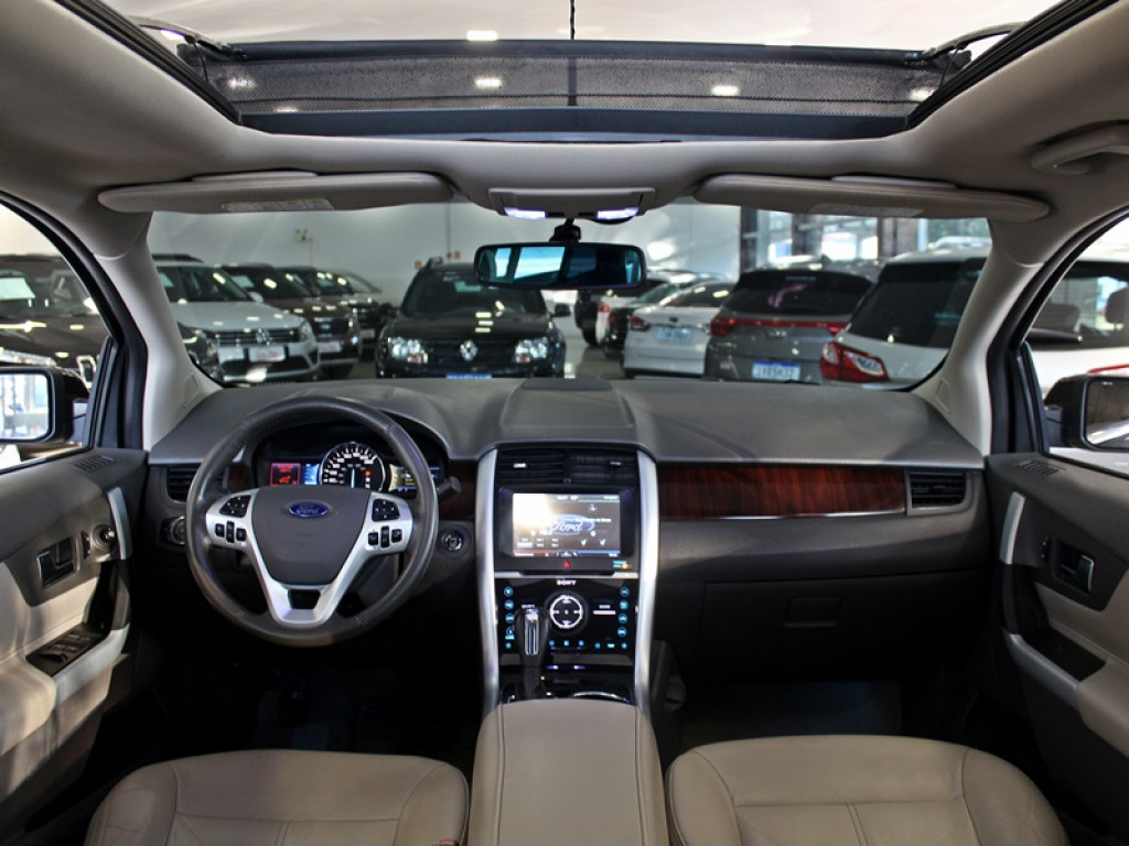 Imagem do veículo FORD EDGE 3.5 LIMITED AWD 4P GASOLINA AUT