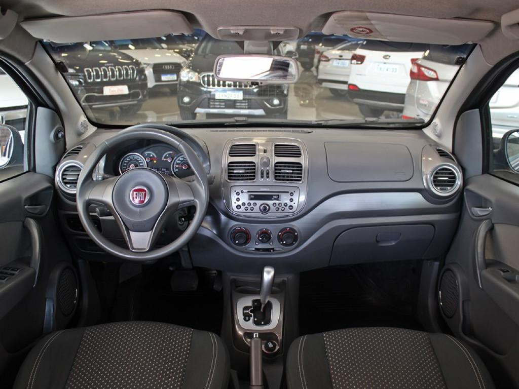 Imagem do veículo FIAT GRAND SIENA 1.6 ESSENCE 4P FLEX AUT