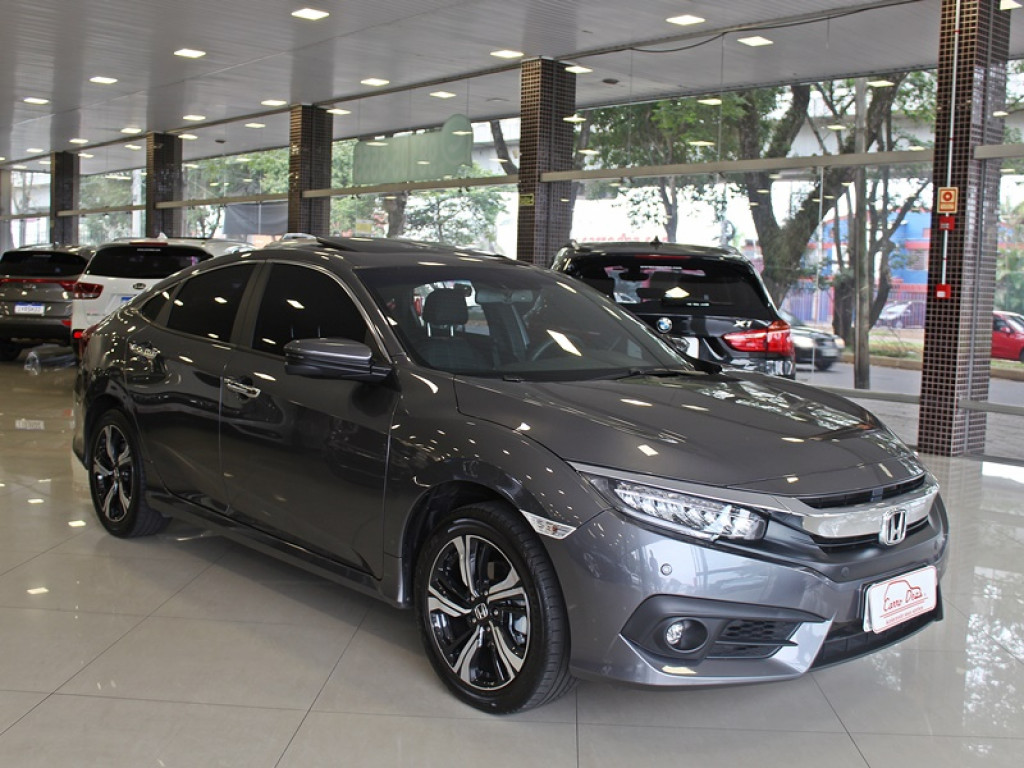 HONDA CIVIC 1.5 TOURING TURBO 4P GASOLINA AUT
