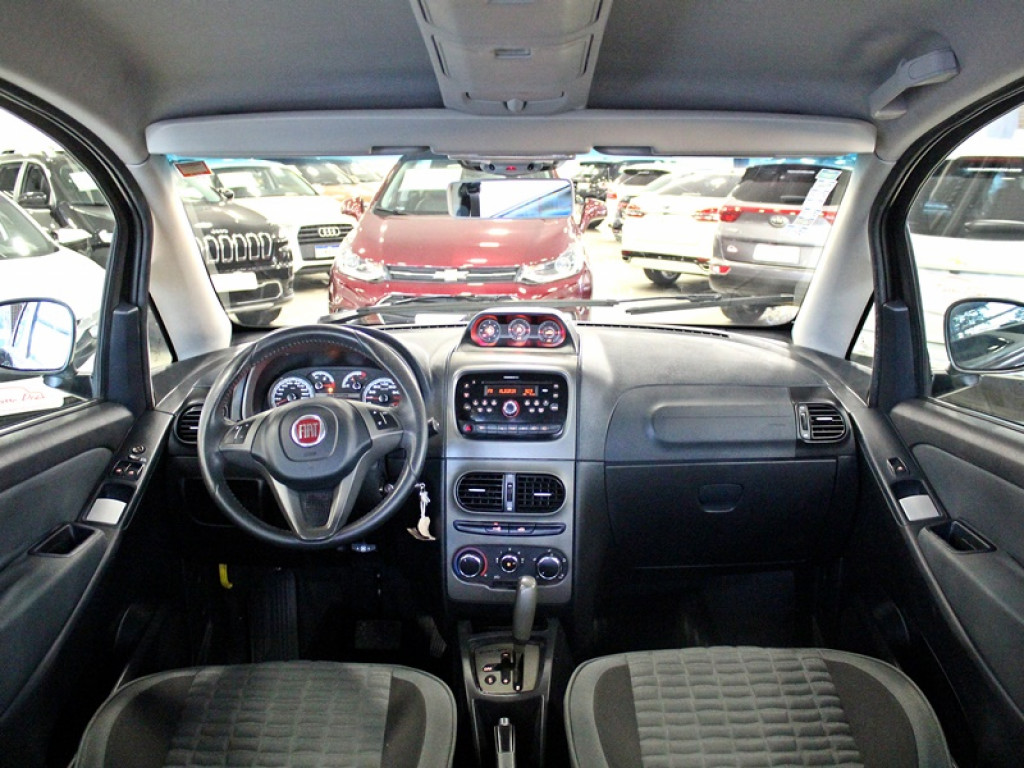 Imagem do veículo FIAT IDEA 1.8 ADVENTURE 4P FLEX AUT