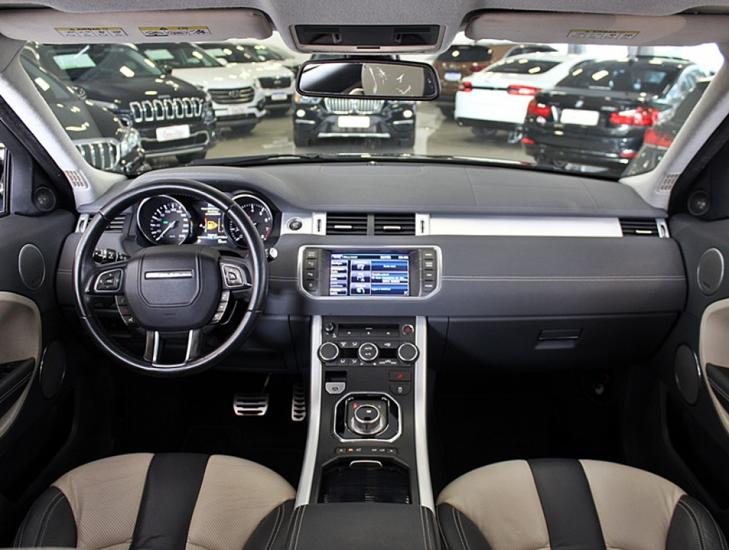 Imagem do veículo LAND ROVER RANGE ROVER EVOQUE 2.0 SI4 DYNAMIC 4WD 4P GASOLINA AUT