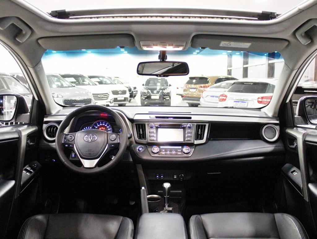 Imagem do veículo TOYOTA RAV4 2.5 4P GASOLINA AUT 4X4
