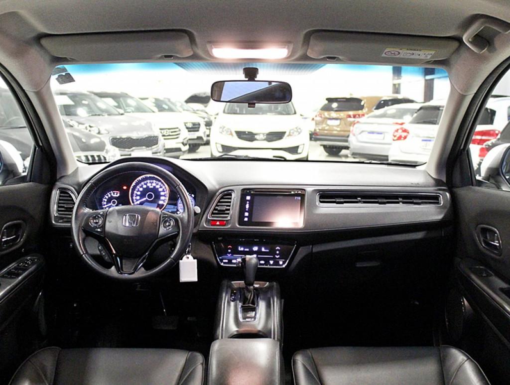 Imagem do veículo HONDA HR-V 1.8 EXL 4P FLEX AUT