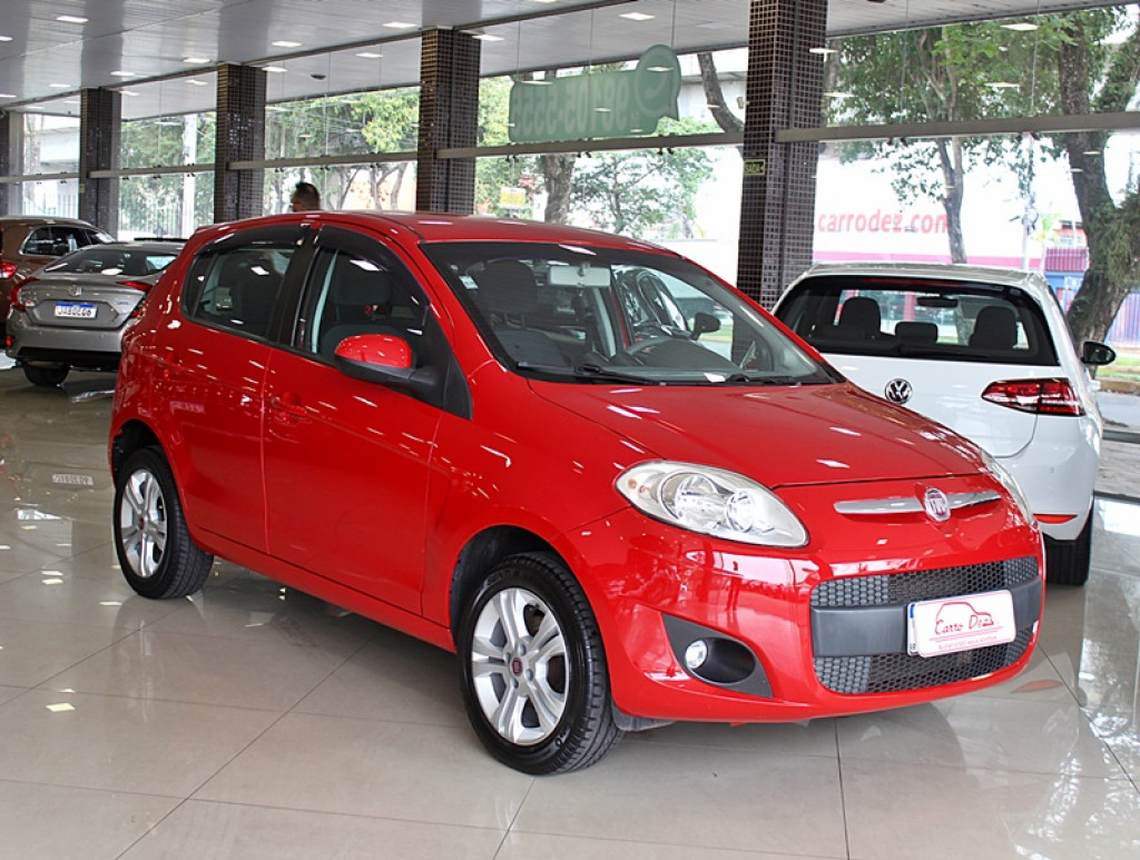 FIAT PALIO 1.4 ATTRACTIVE 4P FLEX MEC
