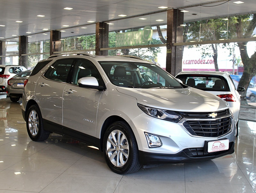 CHEVROLET EQUINOX 2.0 TURBO LT 4P GASOLINA AUT