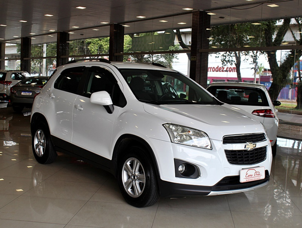 CHEVROLET TRACKER 1.8 FREERIDE 4P FLEX MEC