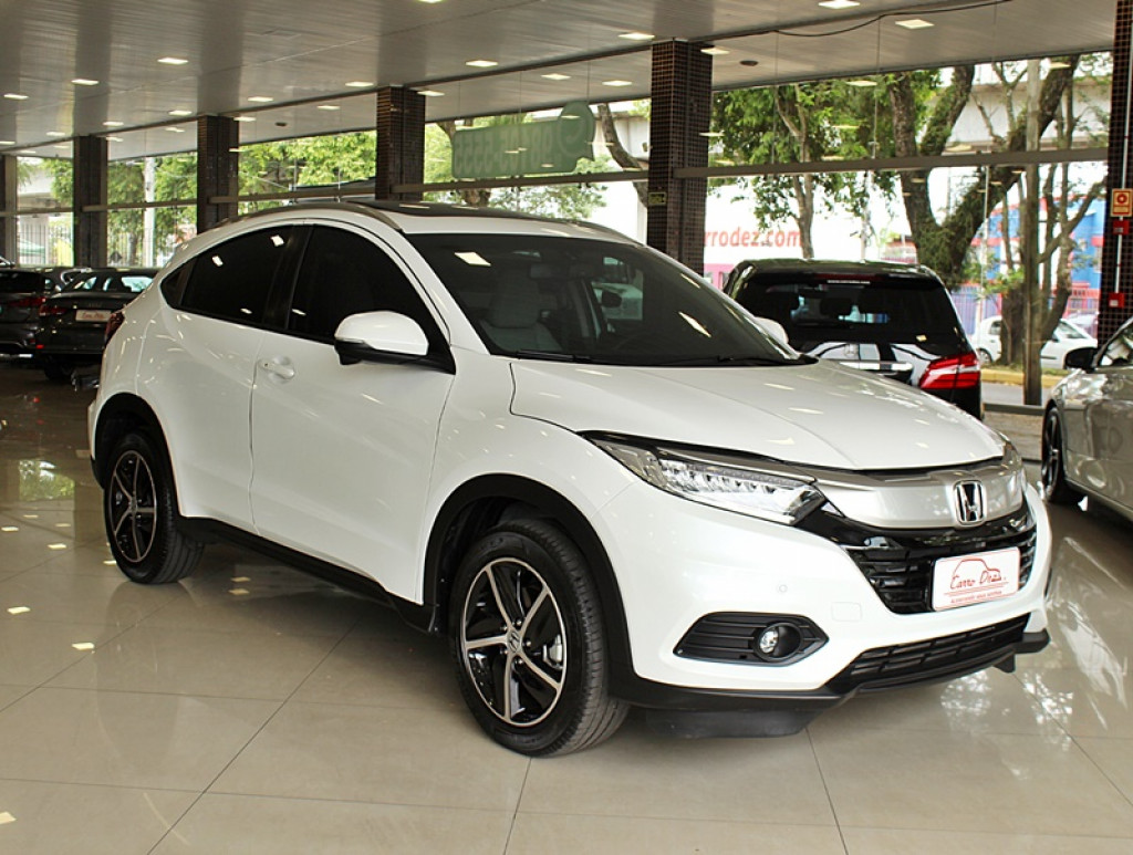 HONDA HR-V 1.5 TOURING TURBO 4P GASOLINA AUT