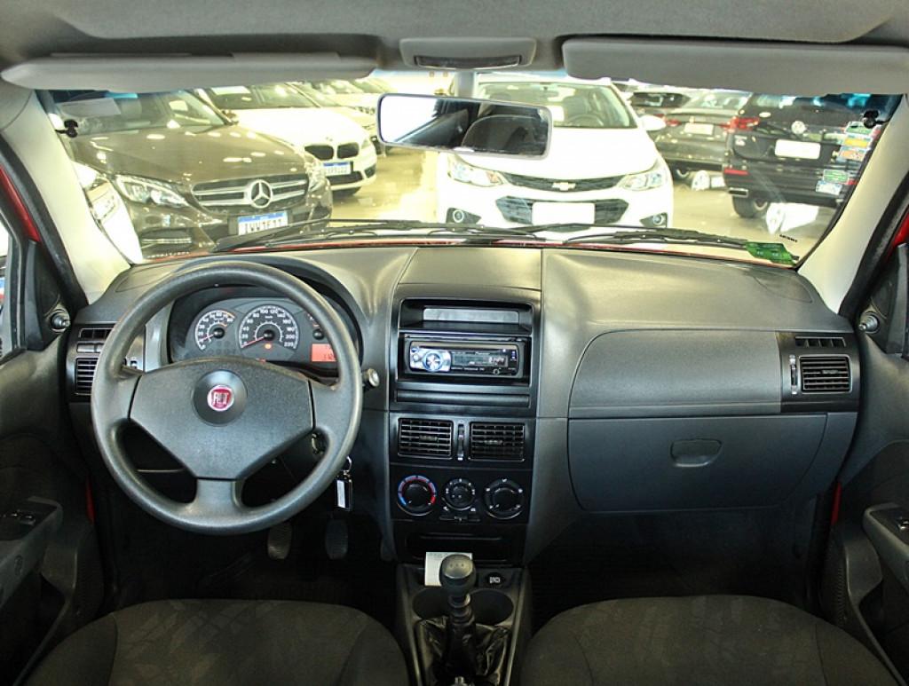 Imagem do veículo FIAT SIENA 1.0 EL FLEX 4P MANUAL