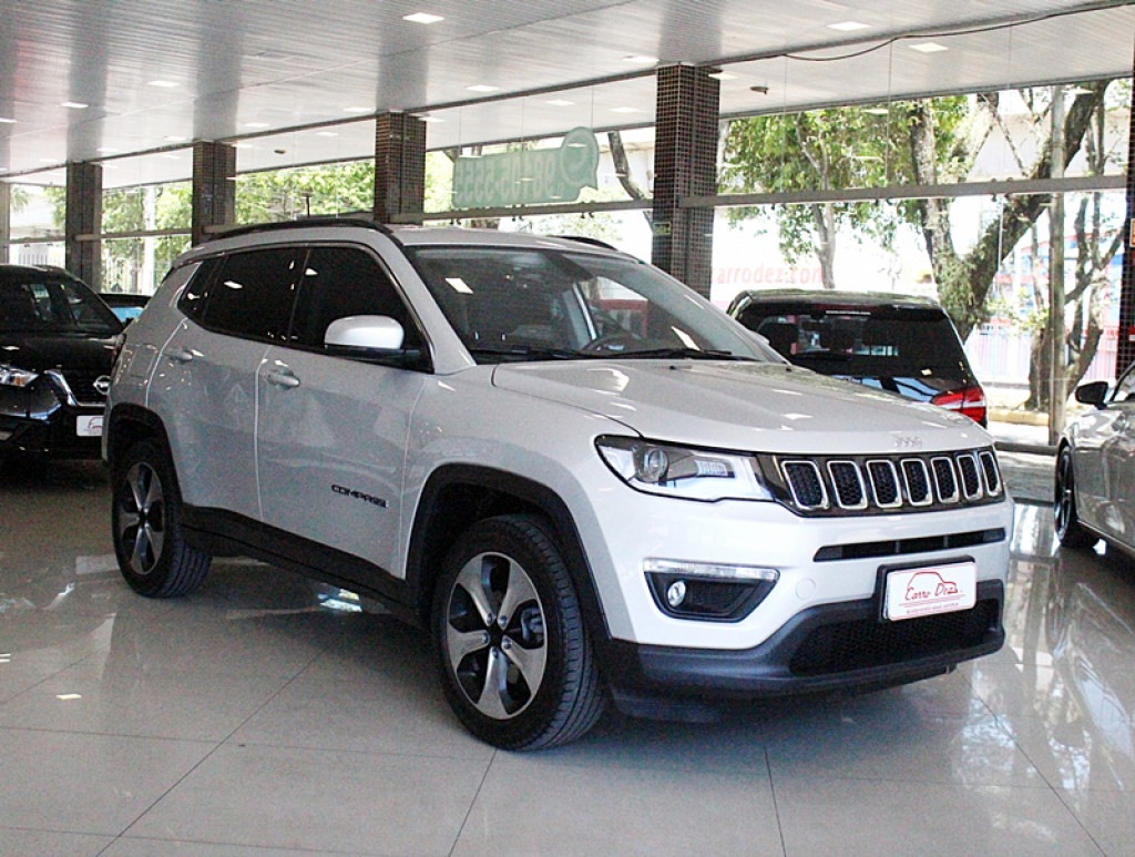 JEEP COMPASS 2.0 LONGITUDE 4P FLEX AUT