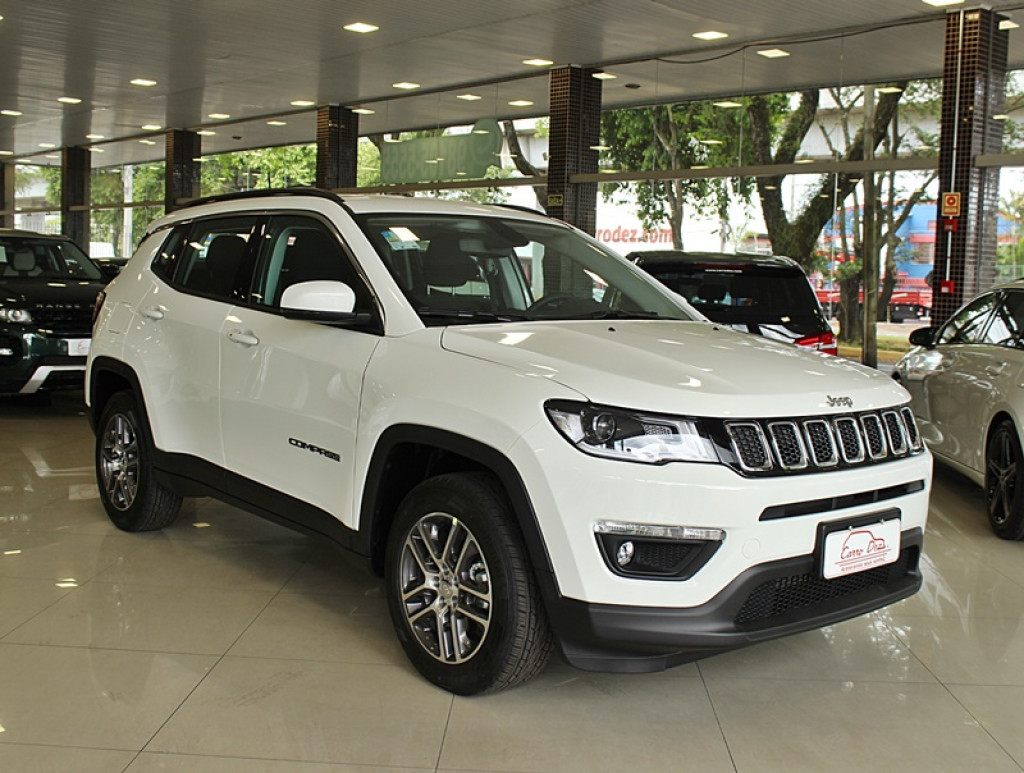 JEEP COMPASS 2.0  SPORT 4P FLEX AUT