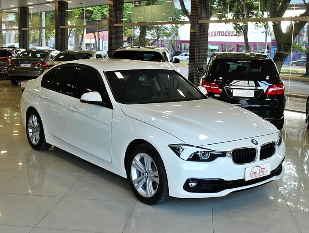 BMW 320i 2.0 SPORT TURBO 4P FLEX AUT