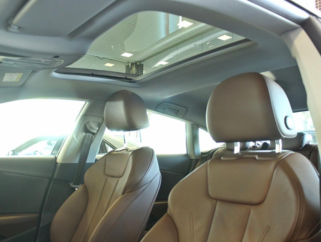 Imagem do veículo AUDI A5 2.0 TFSI SPORTBACK AMBIENTE 4P GASOLINA AUT