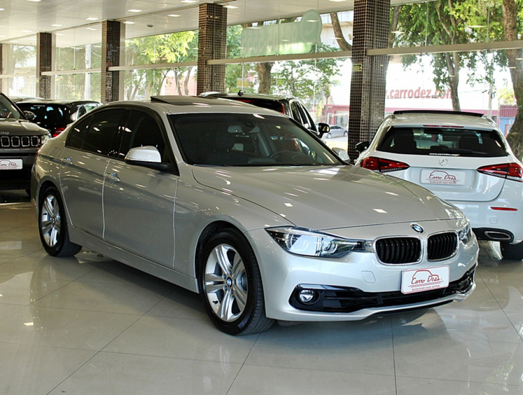 BMW 320i 2.0 SPORT GP 4P FLEX AUT