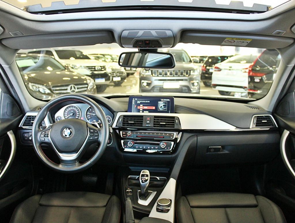 Imagem do veículo BMW 320i 2.0 SPORT GP 4P FLEX AUT
