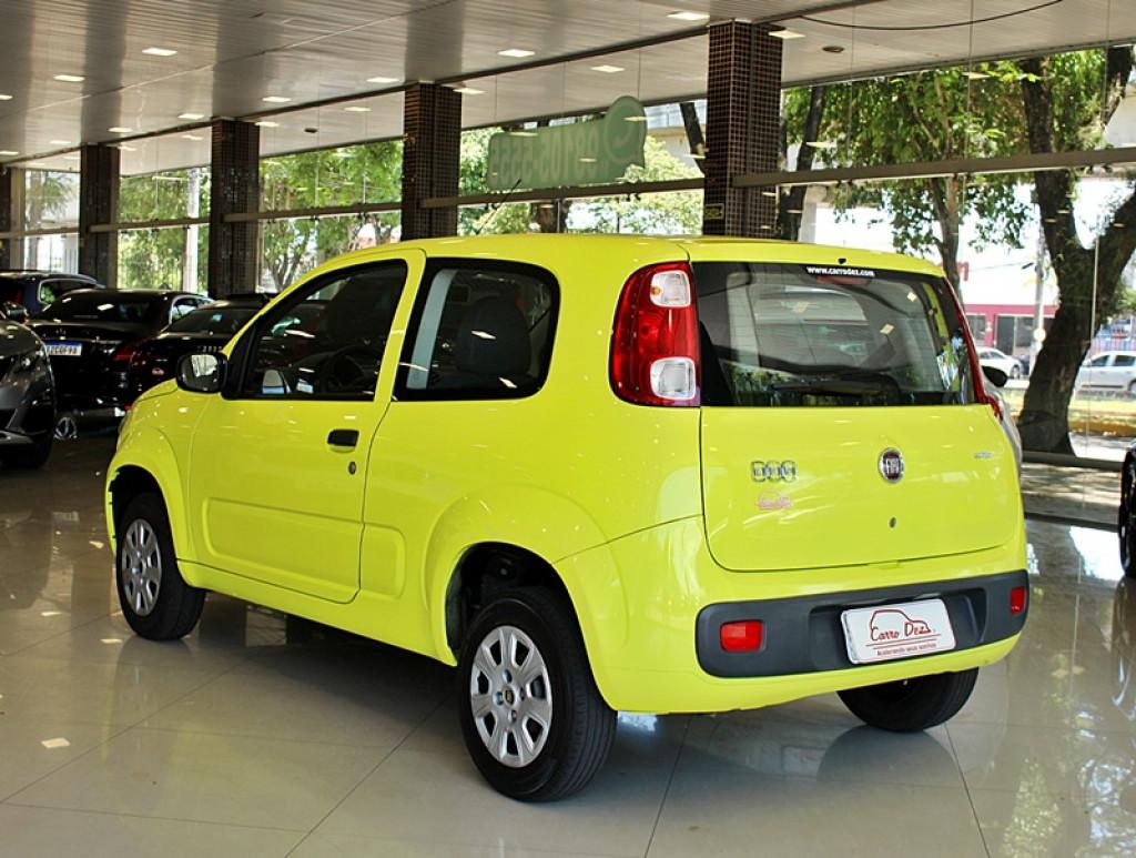 Imagem do veículo FIAT UNO 1.0 VIVACE 2P FLEX MEC