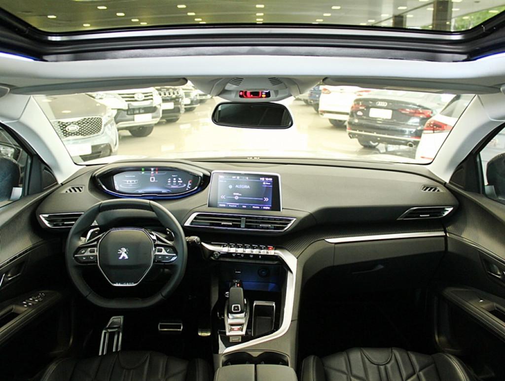 Imagem do veículo PEUGEOT 3008 1.6 ALLURE 4P GASOLINA AUT