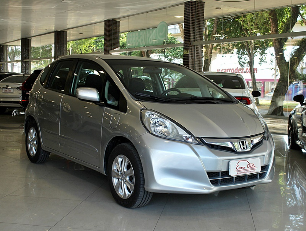HONDA FIT 1.4 LX 4P FLEX AUT