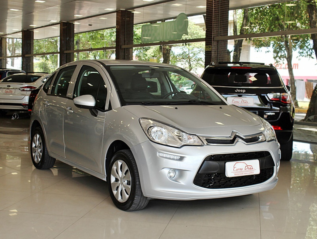 Imagem do veículo CITROËN C3 1.6 ATTRACTION 4P FLEX AUT
