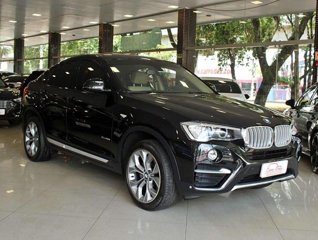 BMW X4 2.0 28I X LINE 4X4 TURBO 4P GASOLINA AUT