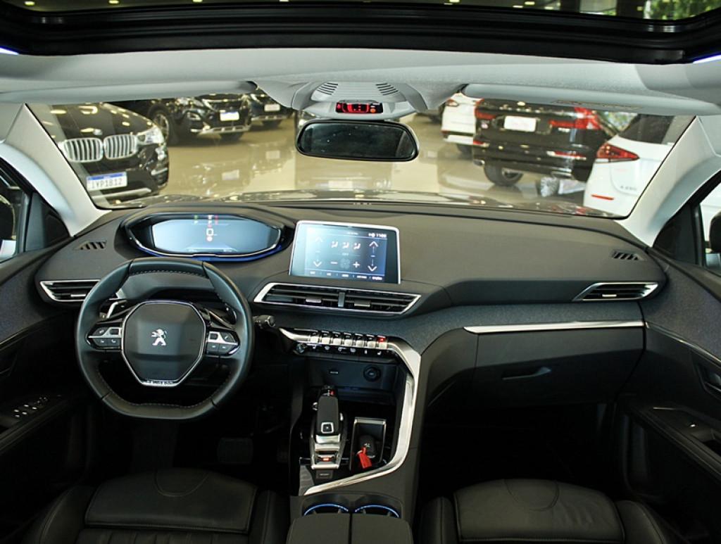 Imagem do veículo PEUGEOT 3008 1.6 GRIFFE PACK THP 4P GASOLINA AUT