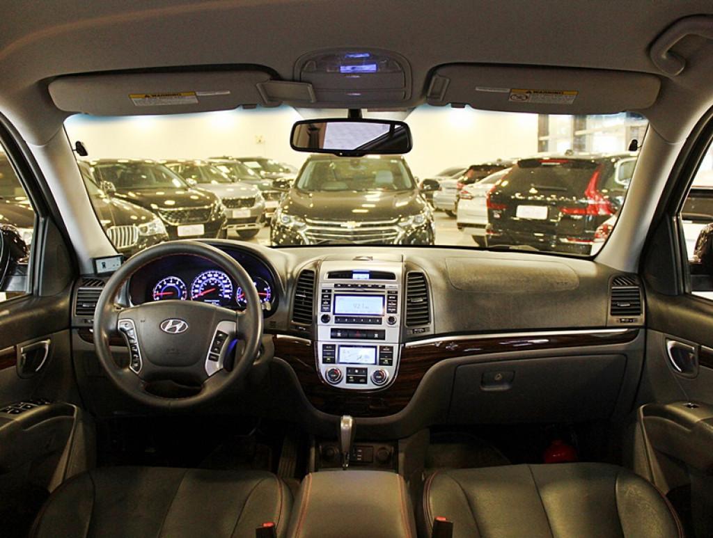 Imagem do veículo HYUNDAI SANTA FÉ 3.5 4P GASOLINA AUT