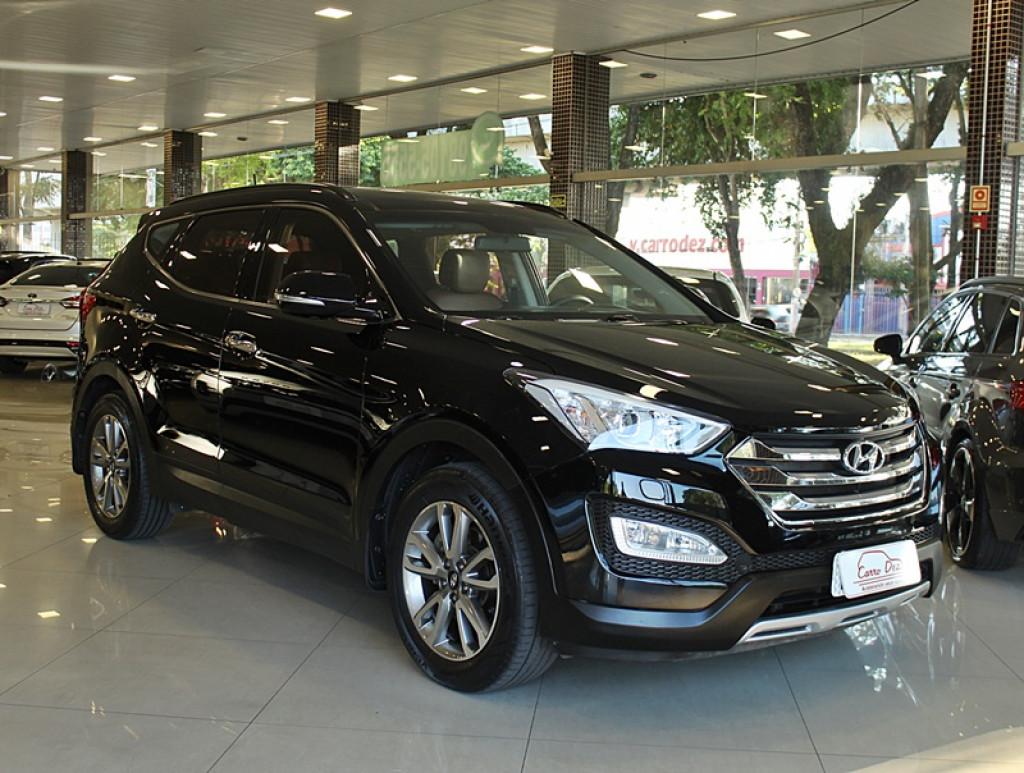 HYUNDAI SANTA FÉ 3.3 4WD V6 4P GASOLINA AUT