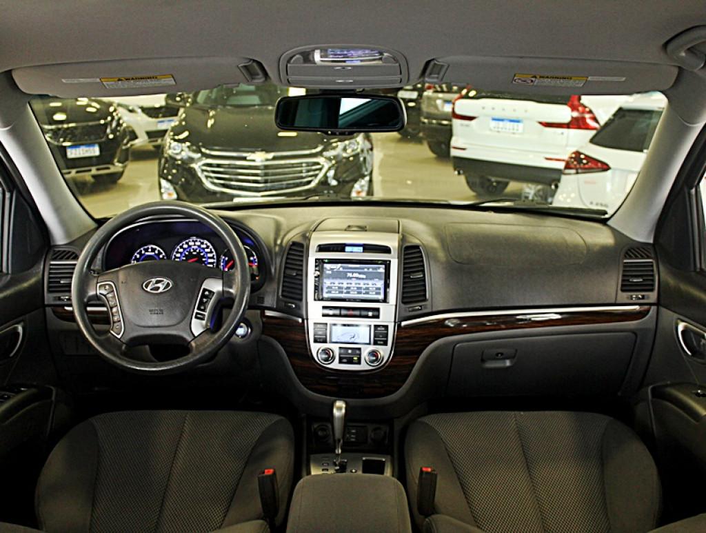 Imagem do veículo HYUNDAI SANTA FÉ 3.5 MPFI V6 24V 285CV GASOLINA 4P AUT