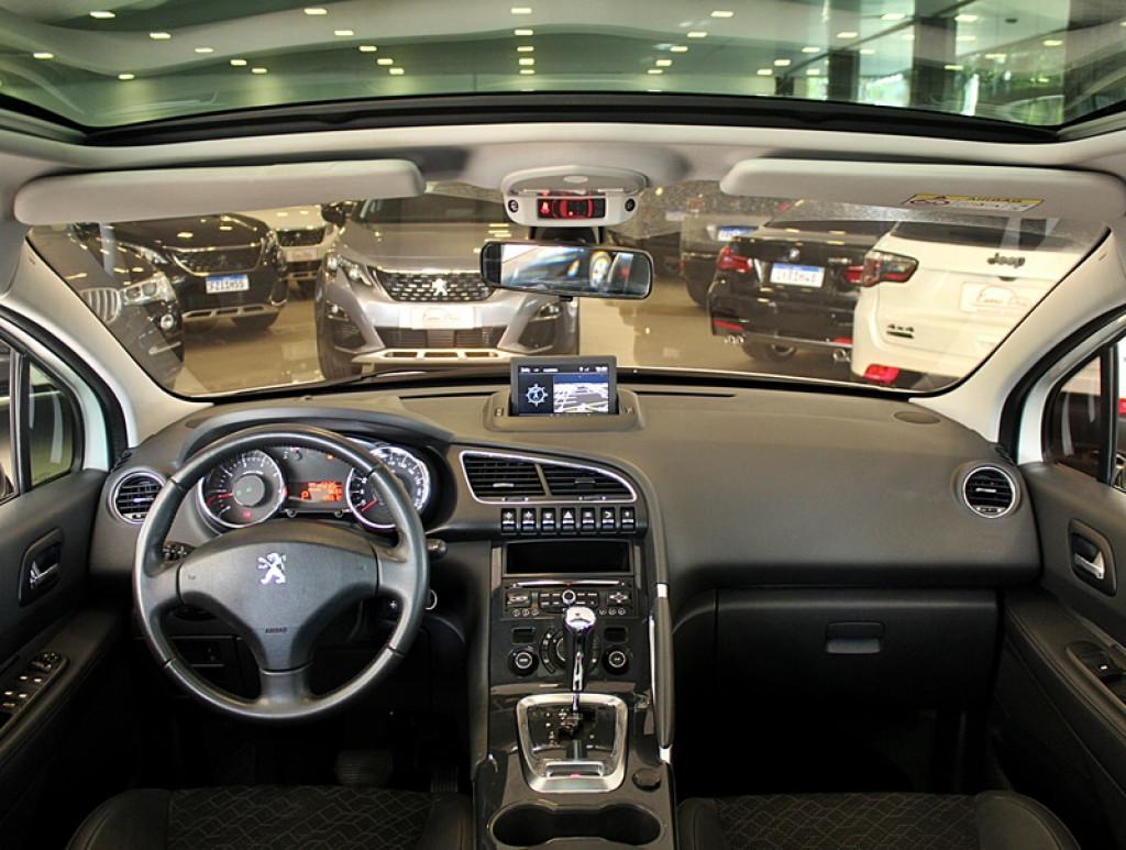Imagem do veículo PEUGEOT 3008 1.6 GRIFFE THP 16V GASOLINA 4P AUT