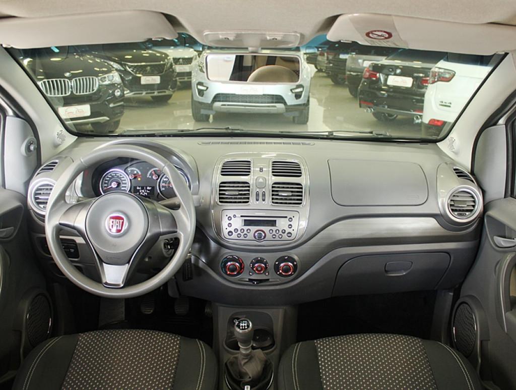 Imagem do veículo FIAT GRAND SIENA 1.6 MPI ESSENCE 16V FLEX 4P MEC