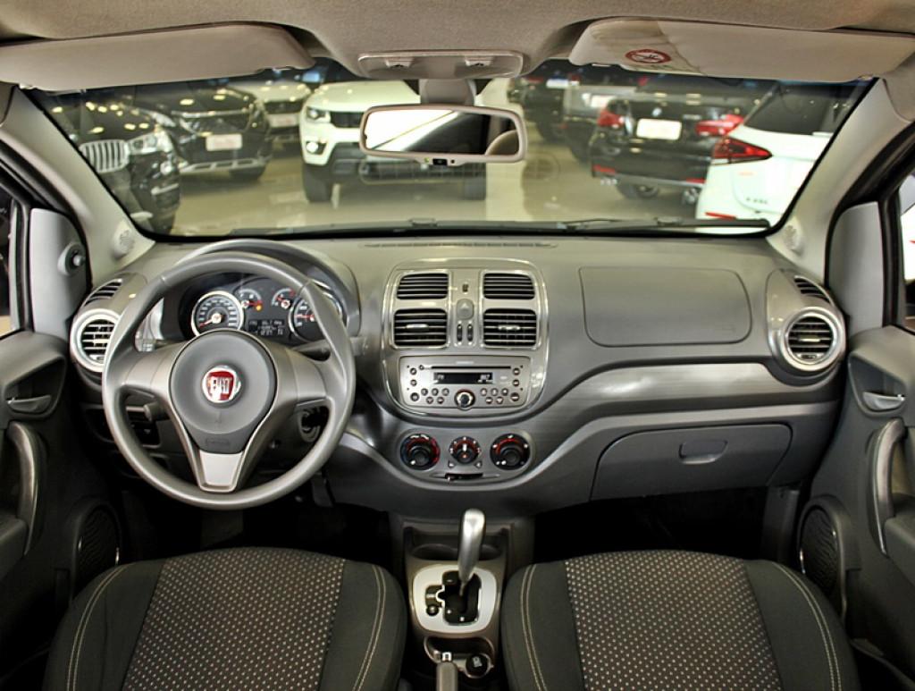 Imagem do veículo FIAT GRAND SIENA 1.6 16V FLEX 4P AUT