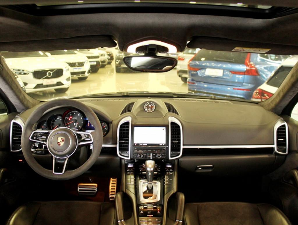 Imagem do veículo PORSCHE CAYENNE 3.6 GTS 4X4 V6 24V GASOLINA 4P AUT