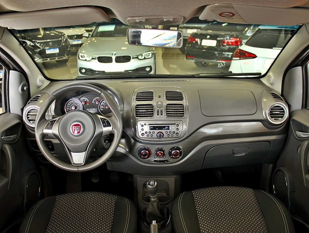 Imagem do veículo FIAT GRAND SIENA 1.6 ESSENCE 16V FLEX 4P MEC