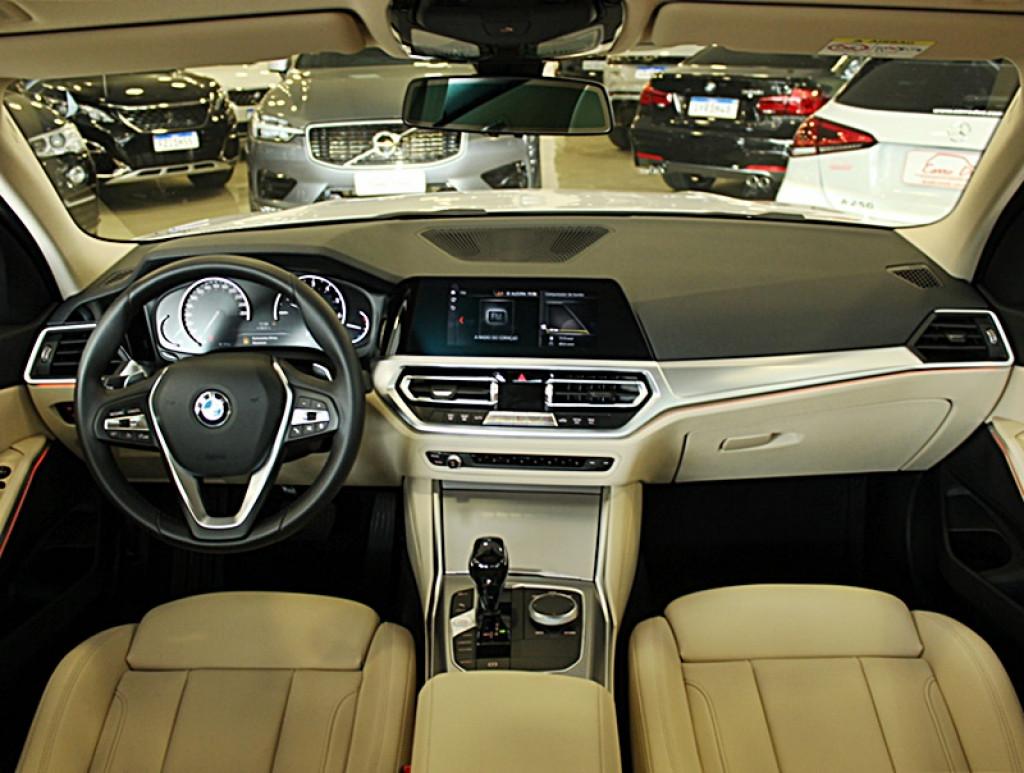 Imagem do veículo BMW 320i 2.0 16V TURBO GASOLINA 4P AUT