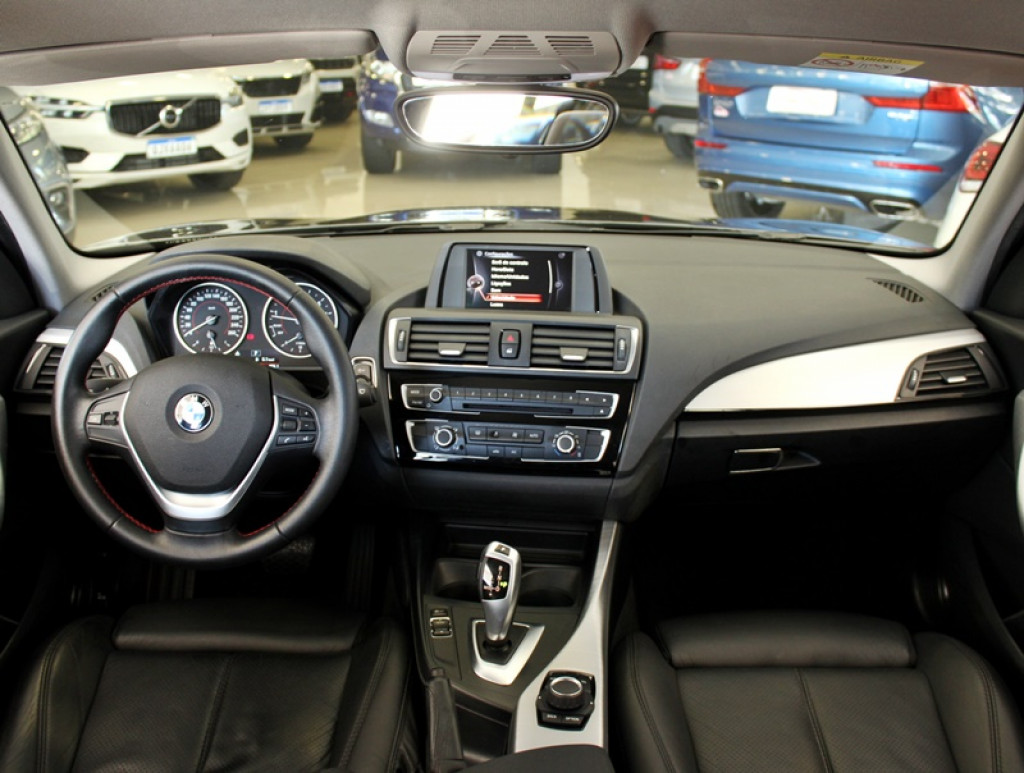Imagem do veículo BMW 120i 2.0 16V ACTIVEFLEX 4P AUT