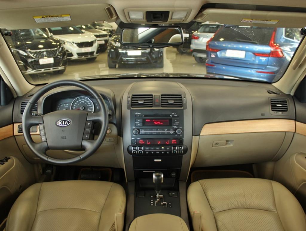 Imagem do veículo KIA MOHAVE 3.8 4X4 V6 24V GASOLINA 4P AUT