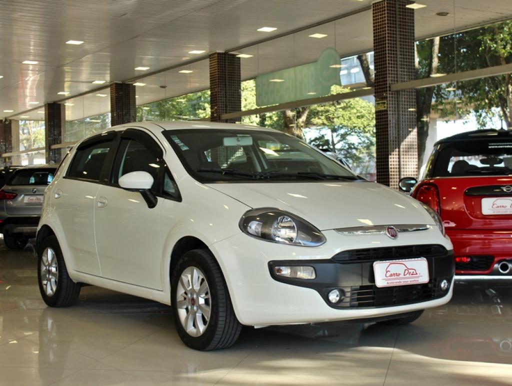 FIAT PUNTO 1.4 ATTRACTIVE 8V FLEX 4P MEC