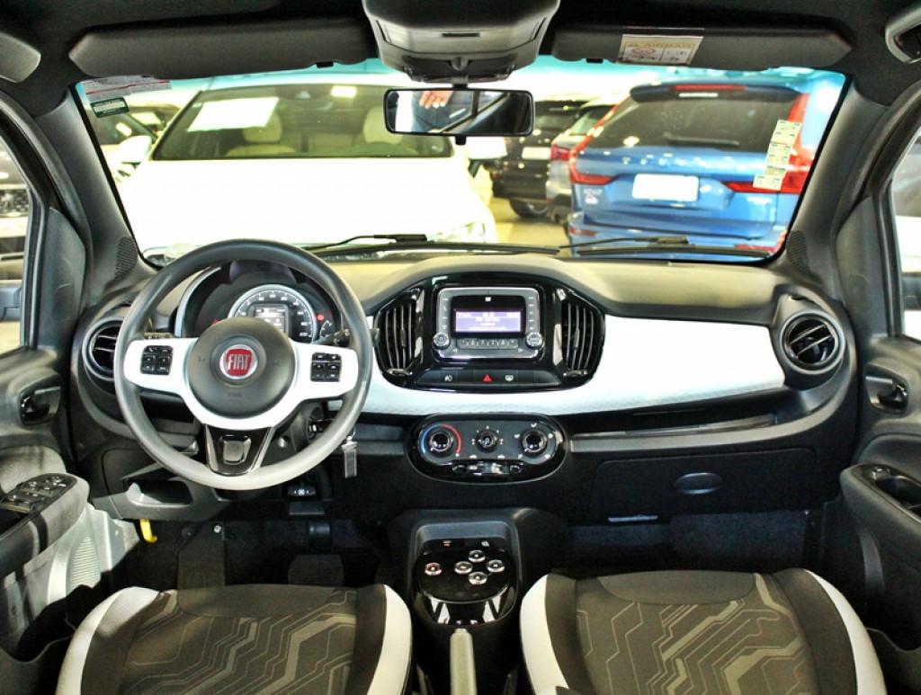 Imagem do veículo FIAT UNO 1.4 WAY 8V FLEX 4P AUT