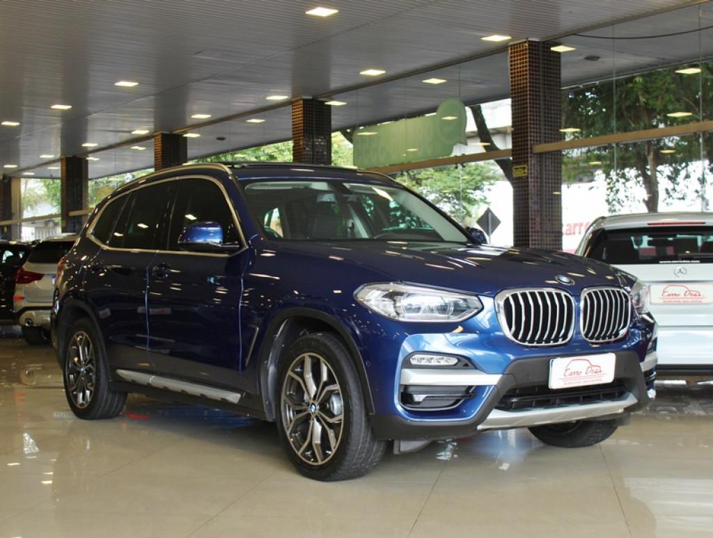 BMW X3 2.0X LINE XDRIVE20I 4P GASOLINA AUT