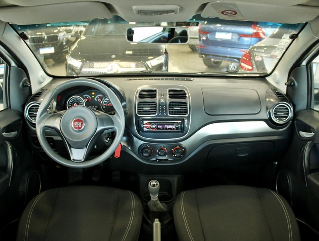 Imagem do veículo FIAT GRAND SIENA 1.4 ATTRACTIVE FLEX 4P MEC