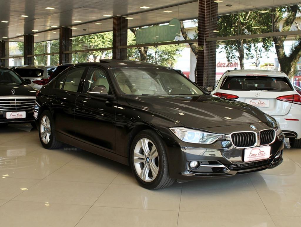 BMW 320i 2.0 GP 16V TURBO ACTIVE FLEX 4P AUT