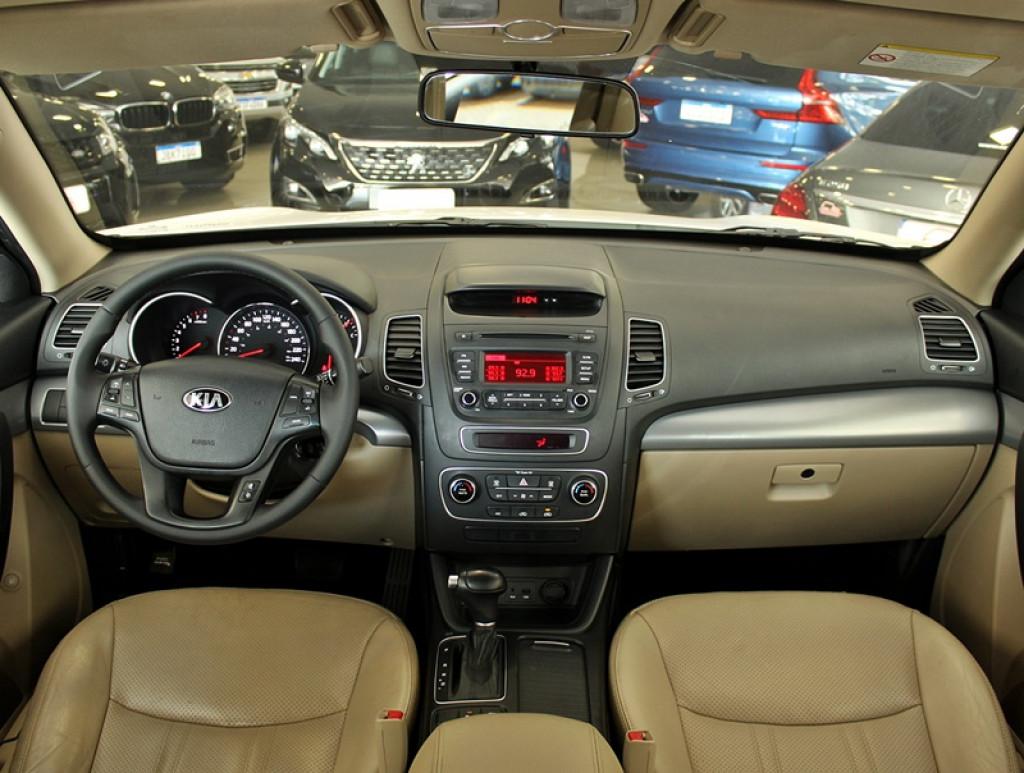 Imagem do veículo KIA SORENTO 2.4 EX2 16V 4P GASOLINA AUT