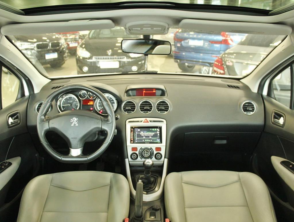 Imagem do veículo PEUGEOT 308 1.6 QUICKSILVER 16V 4P FLEX MEC