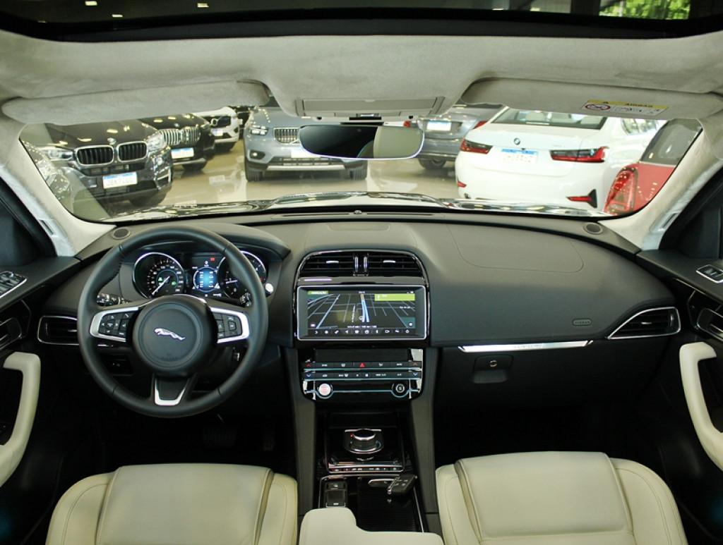 Imagem do veículo JAGUAR F-PACE PRESTIGE AWD 2.0 TURBO 4P DIESEL AUT