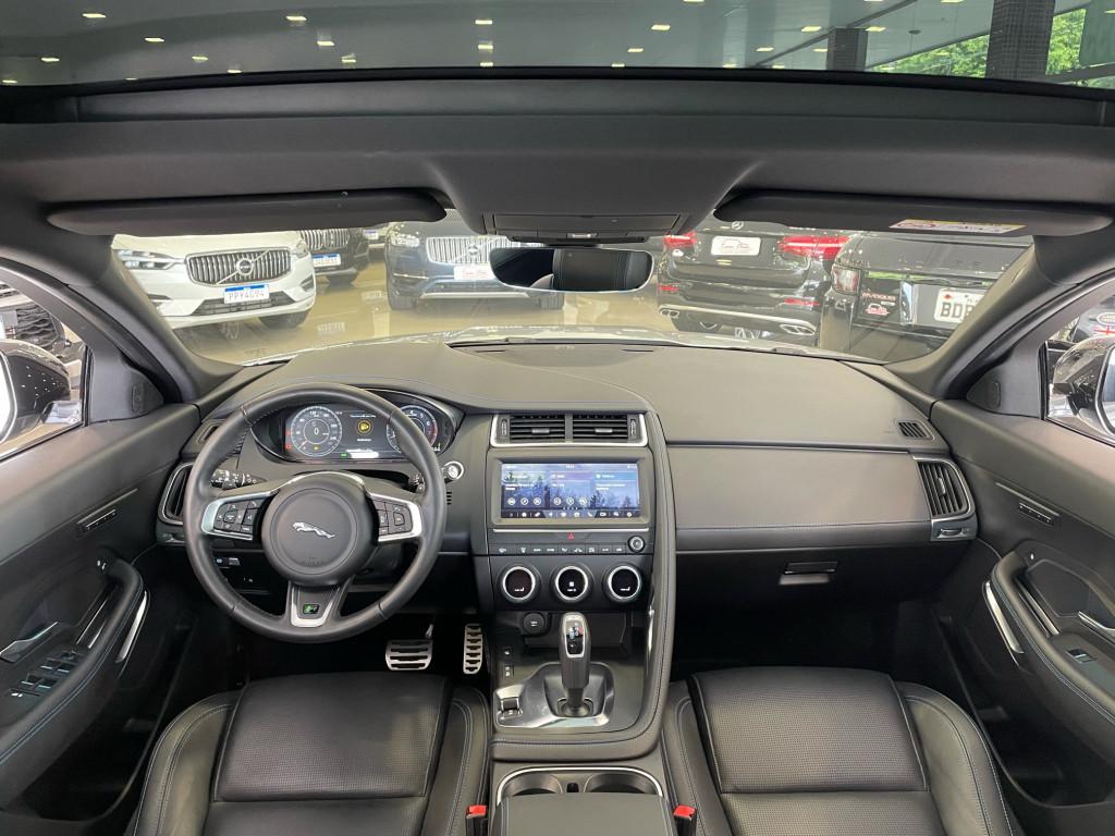 Imagem do veículo JAGUAR E-PACE R-DYNAMIC AWD 2.0 P250 4P FLEX AUTOMÁTICO